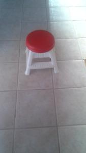 Three step 2 stools $ 10