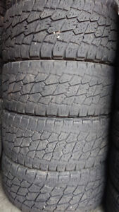 SET of LT285/55R20 Nitto 10-ply All-Terrains $250 obo