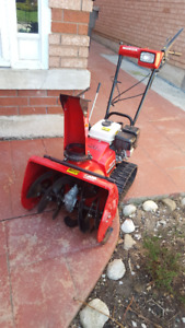 snowblower honda