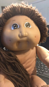 Retro 1980's Cabbage Patch Doll
