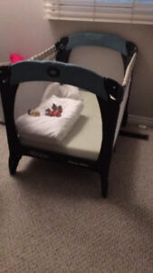 Graco Pack and Play + extra matress