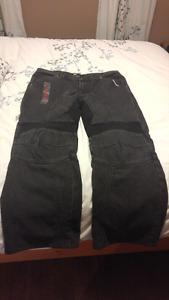 Jeans de moto pour homme