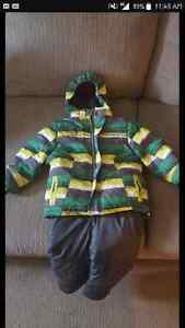 Boys snow suit 3t