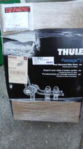 NEW! Thule Passage 2 Rear Trunk Mount Bike Rack (2 Bikes)