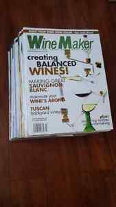 Wine Maker Magazines