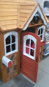 Looking for a children's cedar cottage playhouse