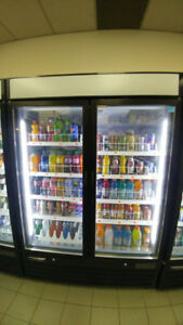 INDUSTRIAL REFRIGERATORS FOR SALE