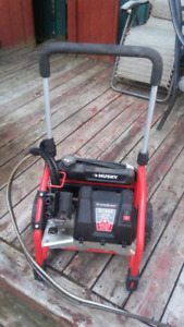 Husky electric pressure washer 1600 psi