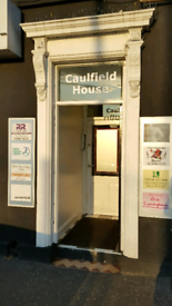 small office/treatment room to let