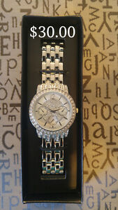 Swarovski Cystal Watch