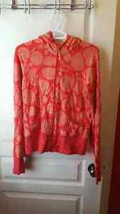 Lululemon Remix Hoodie Lux in Persimmon - RARE