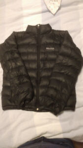Medium Black Men's Marmot Down Jacket