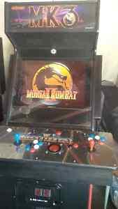 Arcade machine convert to mame