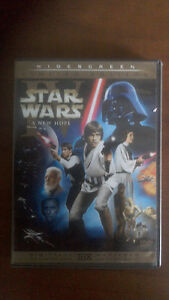 RARE Star Wars : Limited Edition Original Theatrical DVD for sal
