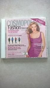Cosmopolitain Fashion Makeover Software