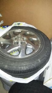 205/65/R15 - Alloy & Steel Rims and Tires for sale