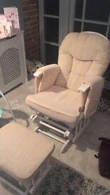Rocking Chair/ Nursing Chair £100.00 (retails at £200)