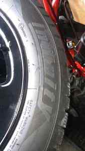 infinity winter tires and rims for sale rims r 5x114.3 Kitchener / Waterloo Kitchener Area image 5