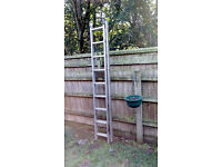 8ft 2 stage ladder