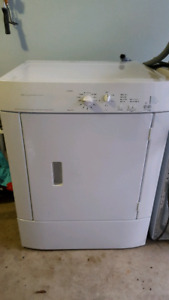 Dryer laundry electric