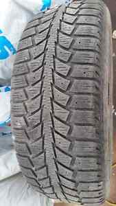Uniroyal Snow Tires and Rims