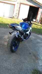 GSX-R 1000cc 2008