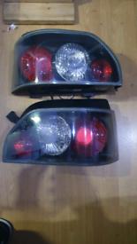 Renault clio mk1 rear lights
