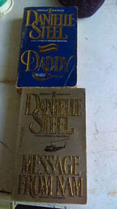 3 Danielle Steeles books