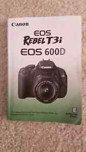 Canon Rebel T3i DSLR with accessories Strathcona County Edmonton Area image 5