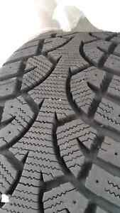 Winter Tire like new 235/55/R17