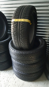 255 50 20 Michelin 4pcs tire only 180$