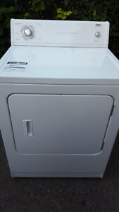 INGLIS electric dryer 100.00, white, works well, Delivery availa