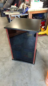 29 gallon square tank with lid, stand and light