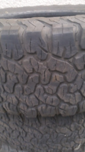 275 60 R20 All Terrain T/A Tires