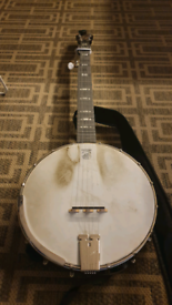 Banjo player/singer looking for band/musicians
