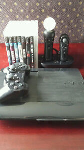 500gb Ps3 Super Slim for a reasonable price (Please Contact)