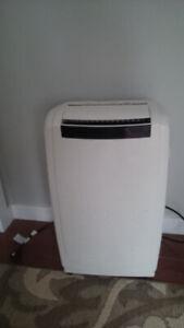 Portable Heat Pump/Air Conditioner/Dehumidifier