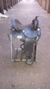 15 inch Wintec barrel saddle
