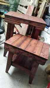 Matching Rustic Tables Cambridge Kitchener Area image 2