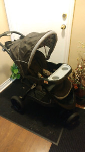 Stroller and Car City