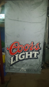 5 1/2 FEET GOORS LIGHT BANNER