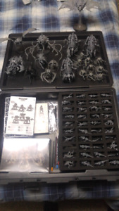 Tyranids, Codex and rulebook for sale