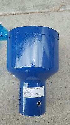 Innomag Pump Outer Drive Magnet For Tb-mag Bc Part Mao-1050-si Nema 1824tc