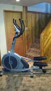 Bermshey Sport Elliptical Exercise Machine
