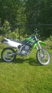 2013 Kawasaki KLX250s