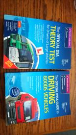 Hgv theory test books