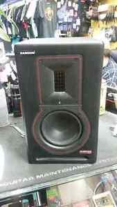 Samson Rubicon R5A Studio speakers (2)