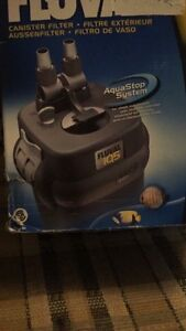 Fluval 105 canister filter for parts