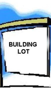 LOOKING FOR A BUILDING LOT