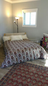 $1100 Bachelor Suite - New Home - Very Private